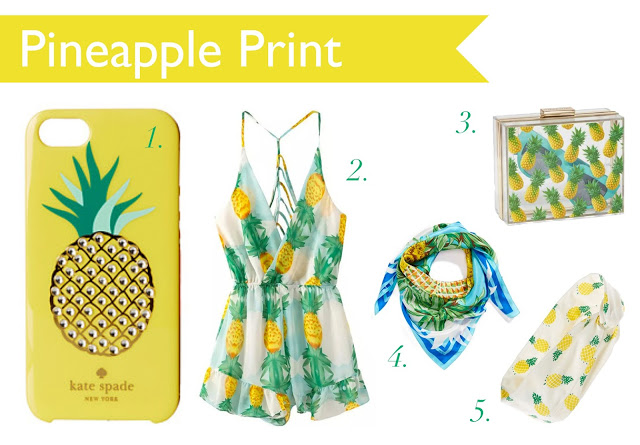 Top Trends: Summer Prints