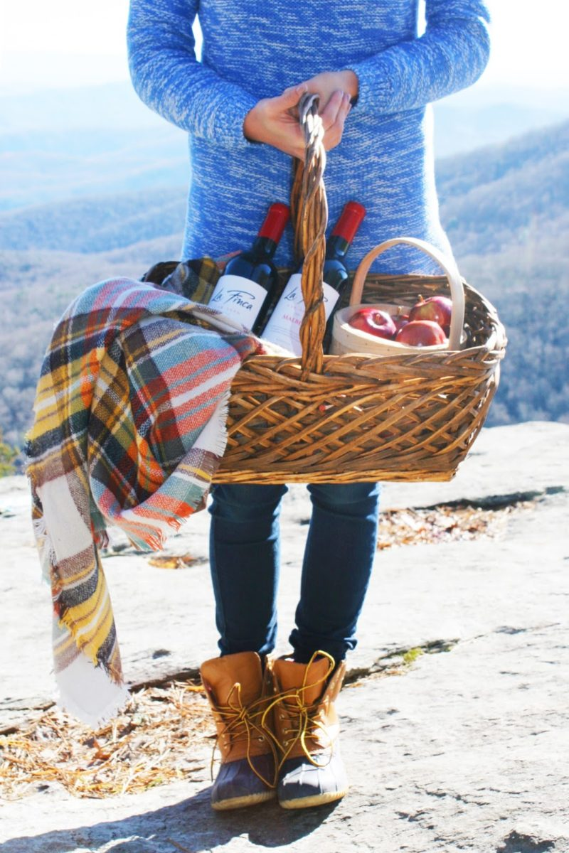 Perfect Fall Picnic in Boone {with Our Daily Bread}