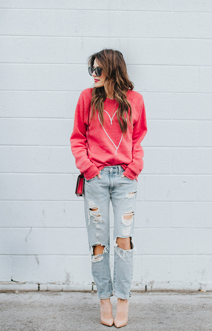 My Favorite Blogger Looks for Valentine's Day