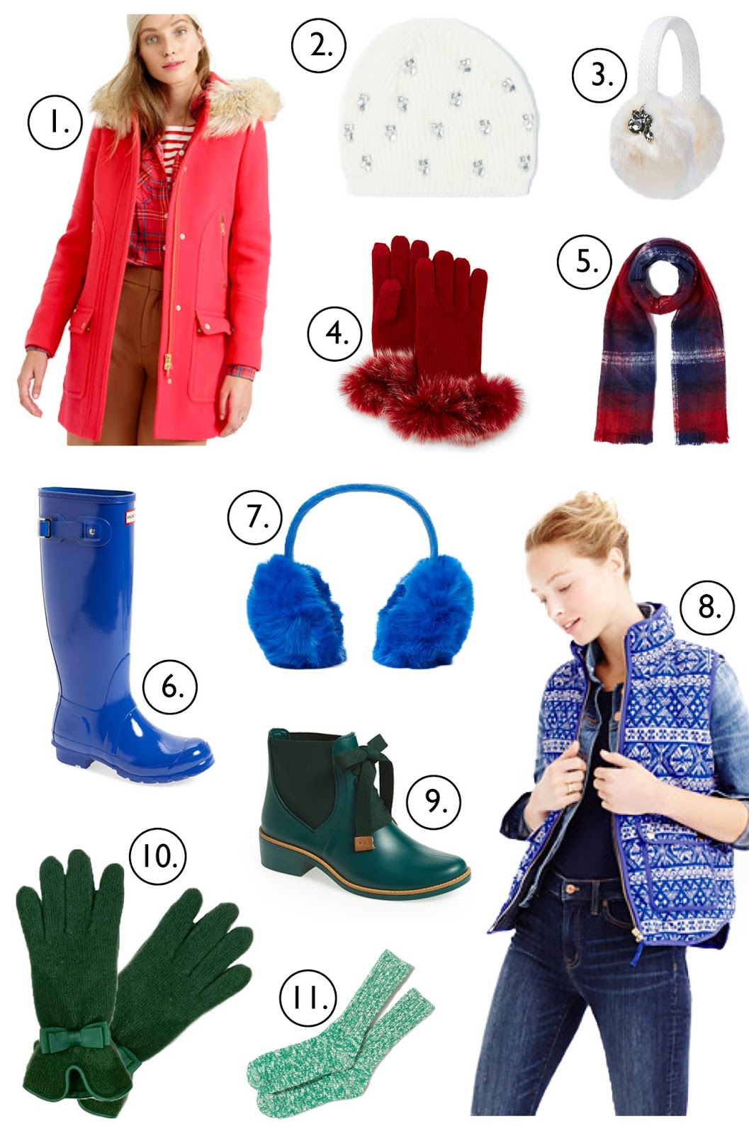 Snow Day Hack: Top Winter Weather Wear