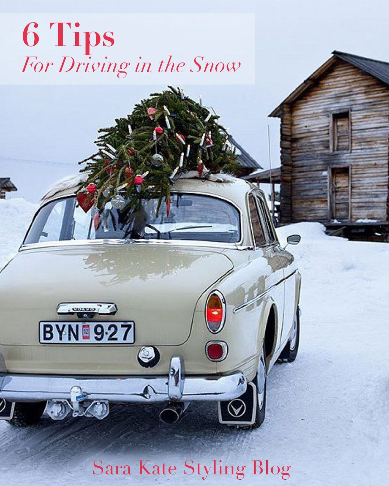 Snow Day Hack: Driving Tips