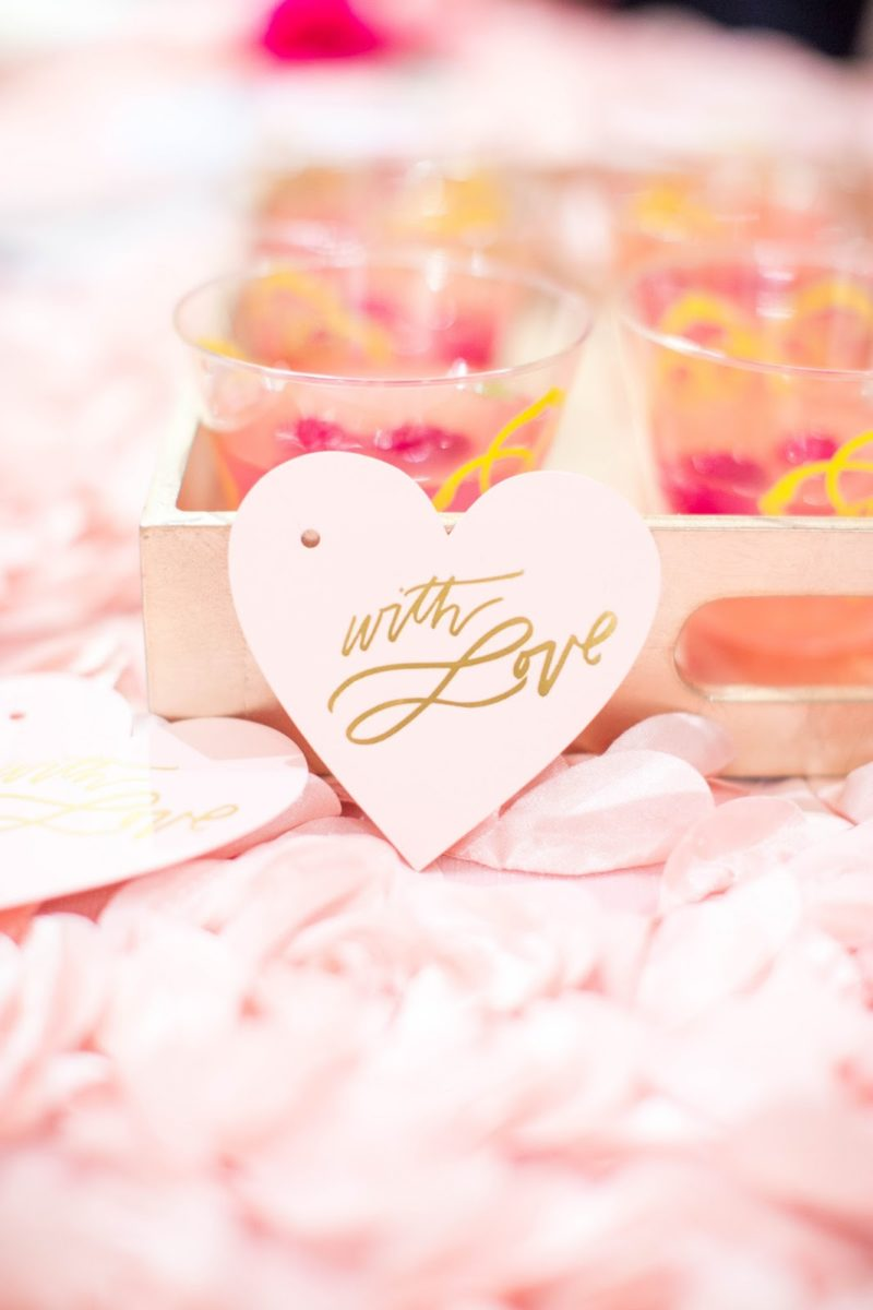 Bouquets & Bubbly {A Galentines Event Round Up}