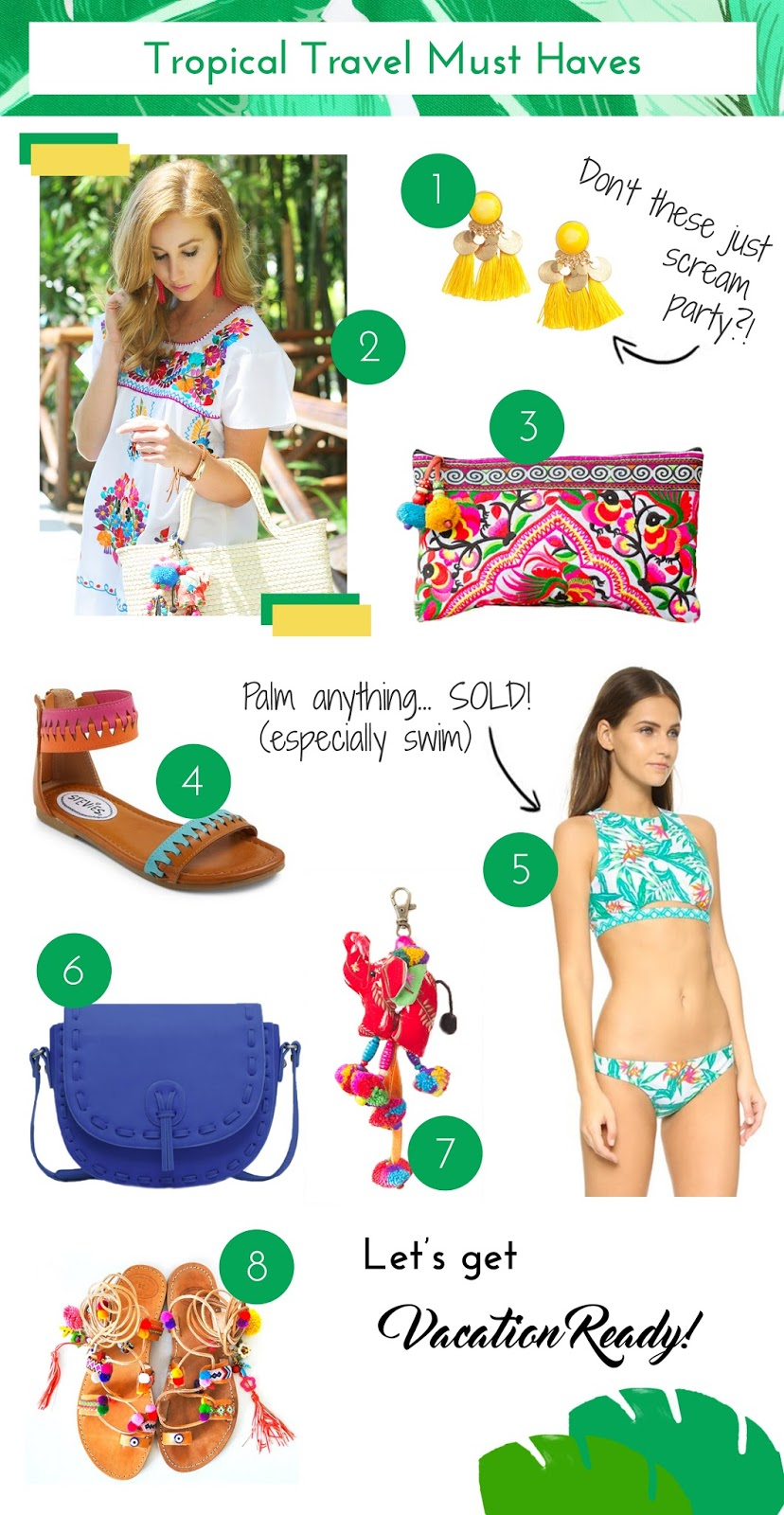 8 Items You NEED This Summer!