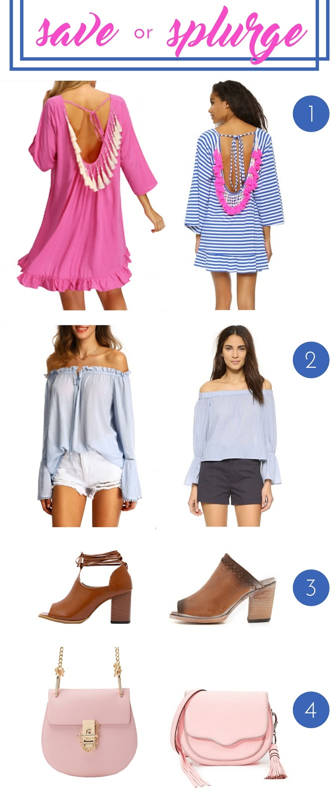 Save or Splurge {And a Surprise ShopBop Sale!}