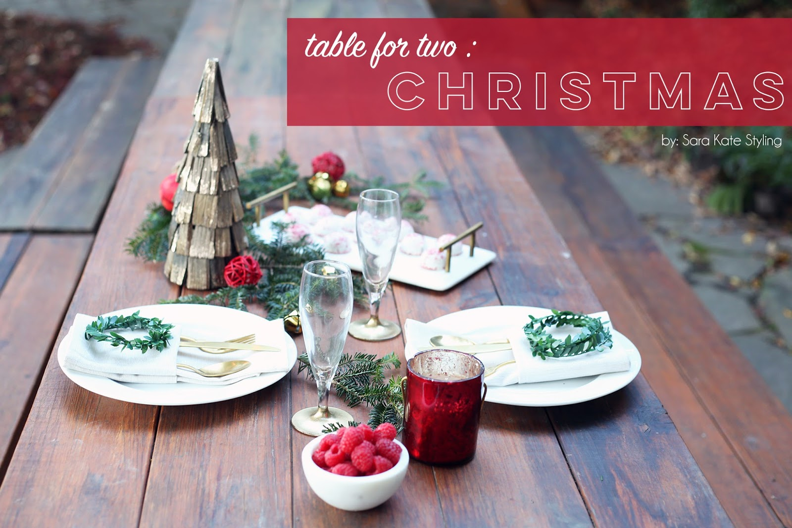 Table for Two: Christmas