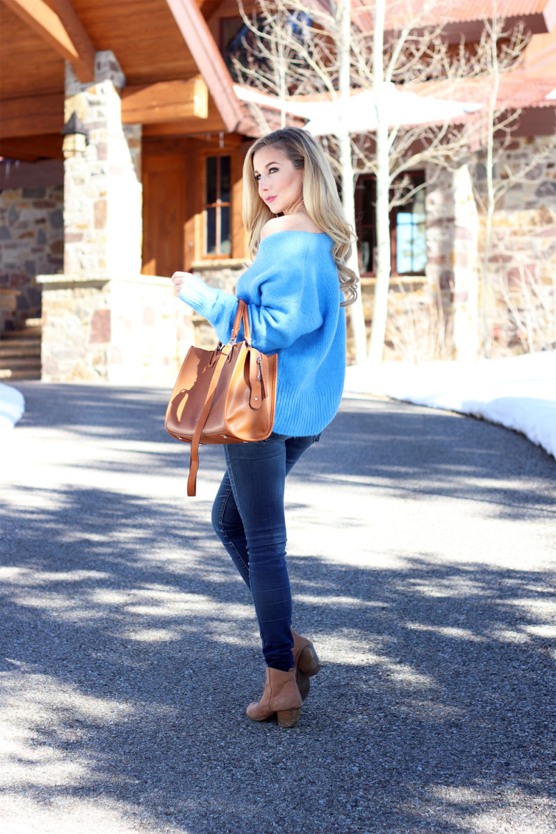 Cozy Spring Sweater
